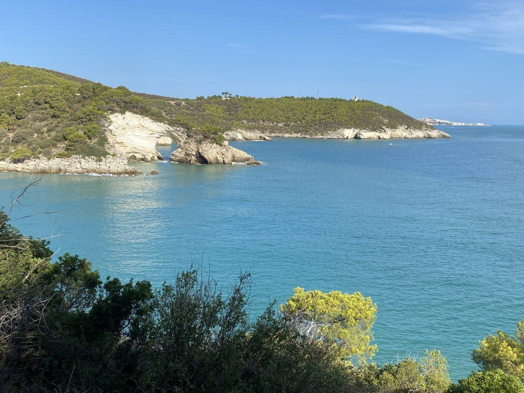 La spiaggia di San Felice