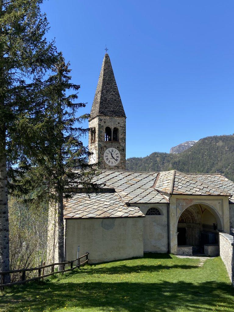 Chiesa Elva
