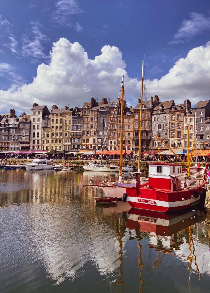Viaggio on the road in Francia: Normandia