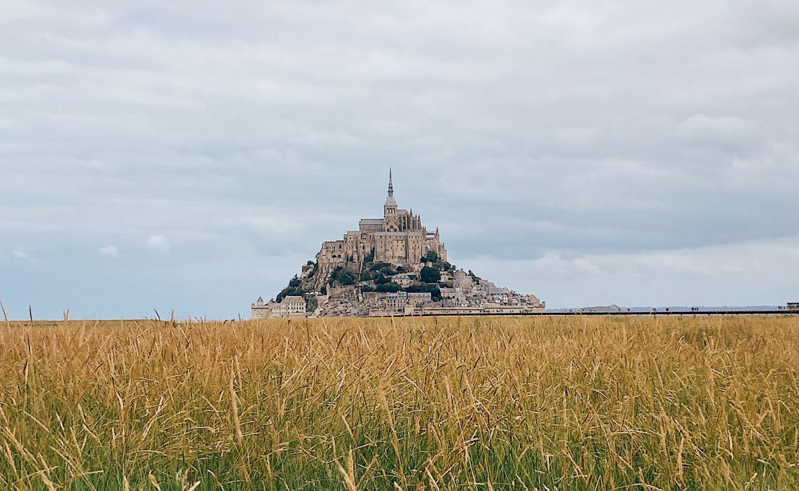 Viaggio fino a Mont Saint Michel