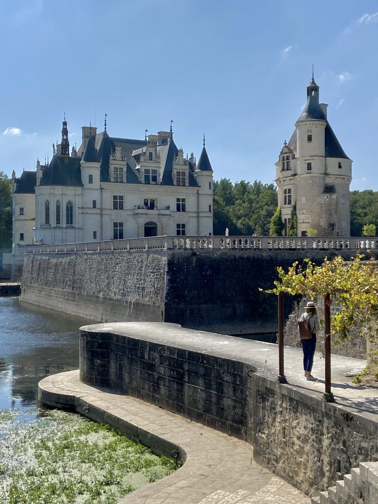 Viaggio in auto nella Loira