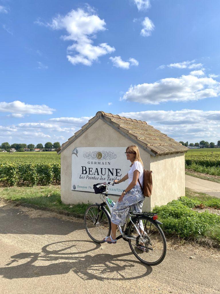Viaggio on the road in Francia: Borgogna