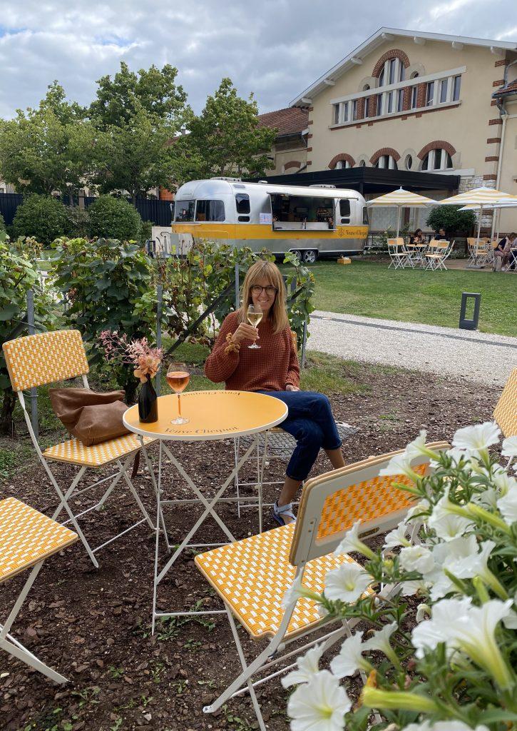 Viaggio on the road in Francia: Champagne