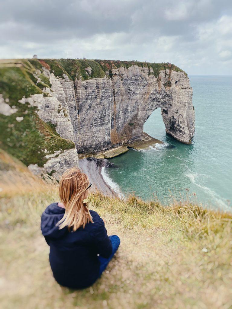 viaggio in auto in Normandia